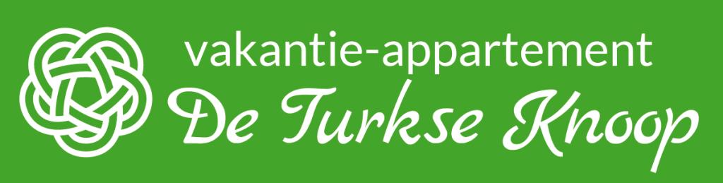 Vakantieappartement De Turkse Knoop
