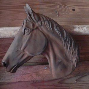 Paardenhoofd plat
